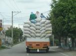 rice truck