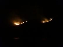Burning Rings of Fire