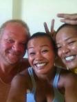 Lars, Anna & Vhine