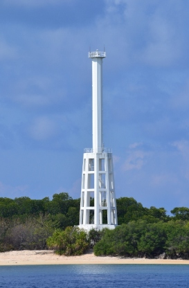 Lighthouse on Apo Island