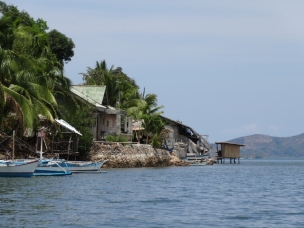Maricaban Fishing Village