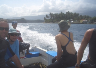 Shuttle to Sabang