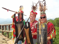 Baguio2013 - Ifugao Warriors