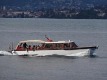 Boat on Lago Maggiore