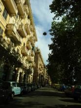 Lost in Genoa