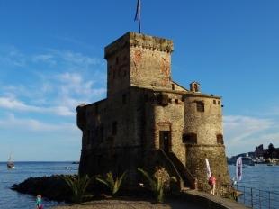 Castle-by-the-Sea in Rapallo