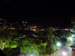 View from the Hotel in Rapallo (night)