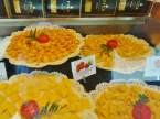 Fresh Pasta Display at Pecks