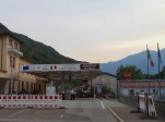 Italian Border Crossing