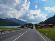 Near Davos Switzerland