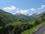 Oberalp Pass Scenery