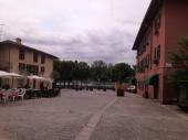 Piazza in Stresa