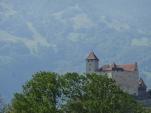 Schloss Gutenberg in Liechtenstein