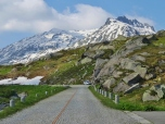 St. Gotthard Old Road 1