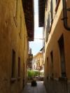 Stresa's Narrow Streets