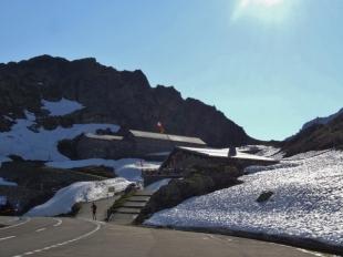 Summit of Susten Pass 1