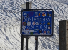 Summit of Susten Pass 2