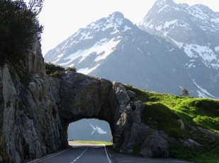 Susten Pass Tunnels 2