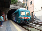 Train to Riomaggiore