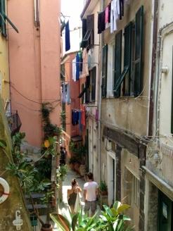 Vernazza Alley