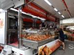 Elaborate Mobile Rosticceria Truck