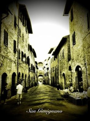 San Gimignano Gate