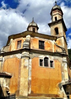 Church in Bormio
