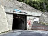 Tunnel to Switzerland