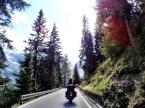 Southbound to Stelvio Pass