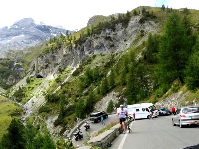 Sommeren 2014, VW Buss + Solifer på Italiatur.  Image60