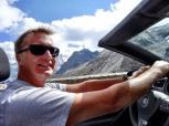 Driving the Stelvio Pass