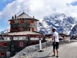 Tibet Restaurant at Stelvio Pass