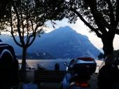Lake Como at Sunset