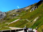 Some of the 48 Hairpins on the Ascent