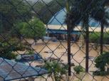 Santa Rita Baranguay Hall Plaza (source Tayo ang Batang Gapo)