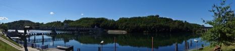 Ticino River Panorama