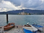 View to Isola San Giulio
