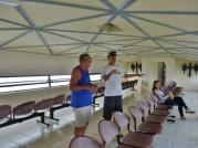 Inside The Cross at Mt Samat