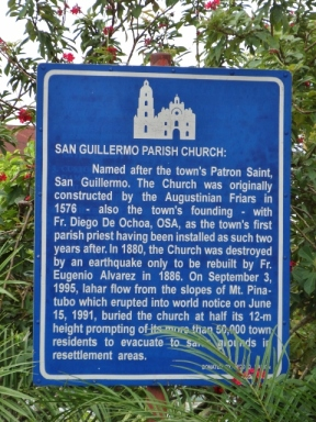 San Guilllermo History