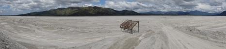 Sand Flats at Sto Tomas River