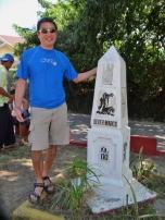 Bataan Death March KM Zero