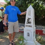 Bataan Death March KM Zero