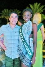 Miss Earth South Sudan