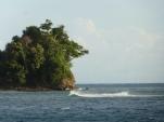 Breaking Waves at Mamburao