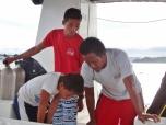 Dive Boat Crew