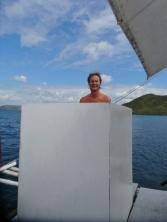 Dive Boat CR (comfort room)