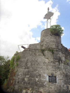 Fort Culion Bastion