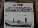 Irako Maru Wreck