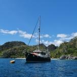 MOKEN at Sangat Island