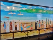 Mural, Arriving at Culion